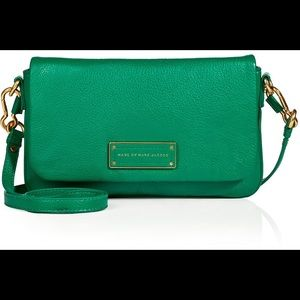 Marc by Marc Jacobs green crossbody